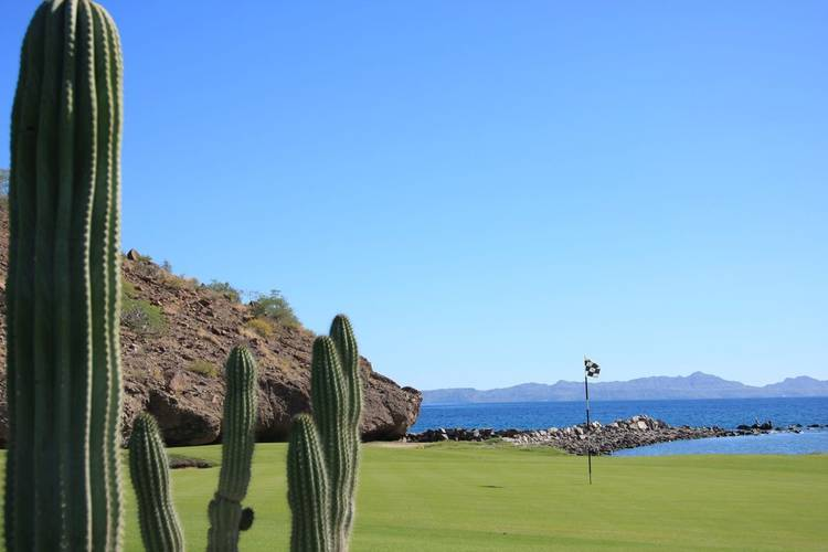 Exteriores hotel loreto bay golf resort & spa at baja loreto, b.c.s.