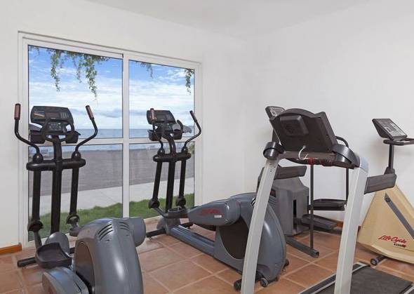 Gym/fitness center loreto bay golf resort & spa at baja hotel loreto, b.c.s.